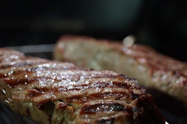 Steak vom Landmann Triton 3